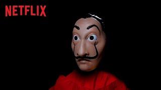 La casa de papel 4 | Anuncio de la fecha de estreno | Netflix