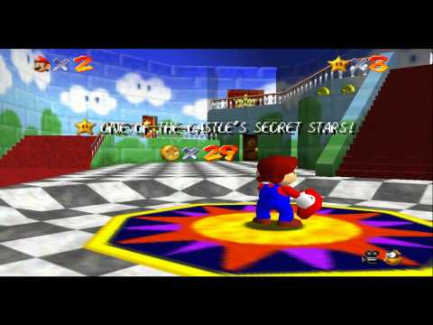 Let's Play: Super Mario 64 (Part 2)
