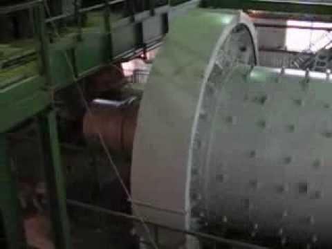 Full loaded Ball Mill start using MV VFD controlled synchronous motor