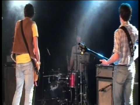 THE FOVES. Live @ W2 Den Bosch 19-2-2010