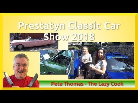 Prestatyn Classic Car Show 2018 - North Wales