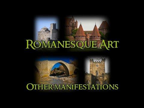 Romanesque Art - 8 Other manifestations