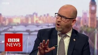 Paul Nuttall (FULL interview) on Andrew Marr - BBC News
