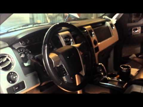 2011 F150 Dash Removal and Heater Blend Door Repair