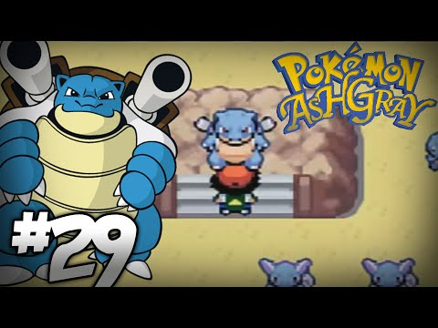 Let's Play Pokemon: Ash Gray - Part 29 - The Magical Mermaid