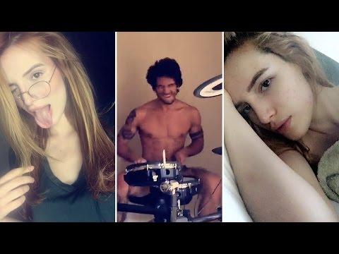 Bella Thorne | Snapchat Videos | September 28th 2016 | ft Tyler Posey