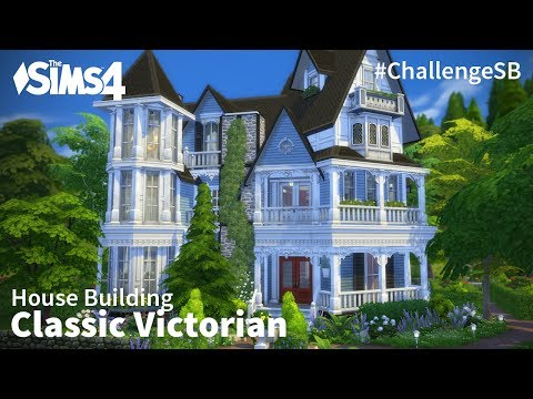 Classic Victorian | The Sims 4 House Building