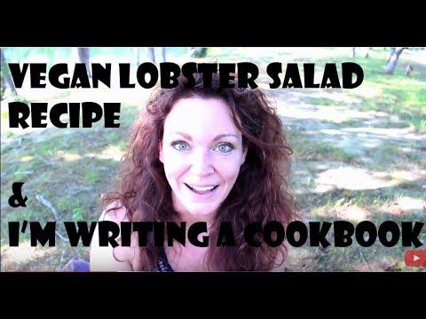 Lobster Salad Recipe & I'm Writing a Cookbook! Vlog #13    Gretchen's Bakery
