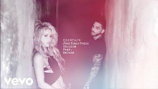 Shakira - Chantaje (John-Blake Remix) (Audio Oficial) ft. Maluma