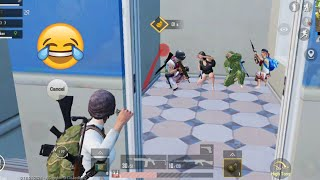 Best Trolling Of Cute Noobs 🤣😂 | PUBG MOBILE FUNNY MOMENTS