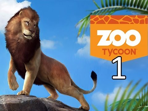 Zoo Tycoon Xbox - Walkthrough Gameplay Let's Play - Part 1 - Free Play - Australian Outback