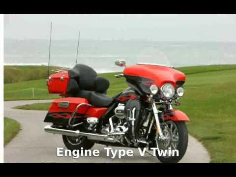 2010 Harley-Davidson Electra Glide Ultra Classic - Specs and Specification