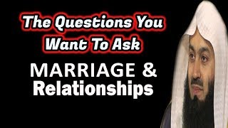 Dare To Ask On Marriage & Relationships | Mufti Menk