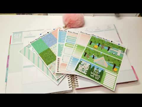 PWM / RIVERSTREETSTICKERS / RECOLLECTIONS SPIRAL PLANNER