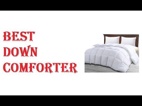 Best Down Comforter 2018