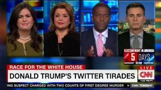 Ana Navarro destroys Melania Trump's cyberbullying speech hypocrisy  'Her husband is crazy'