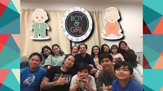 Pinoy gender reveal (boy or girl?)