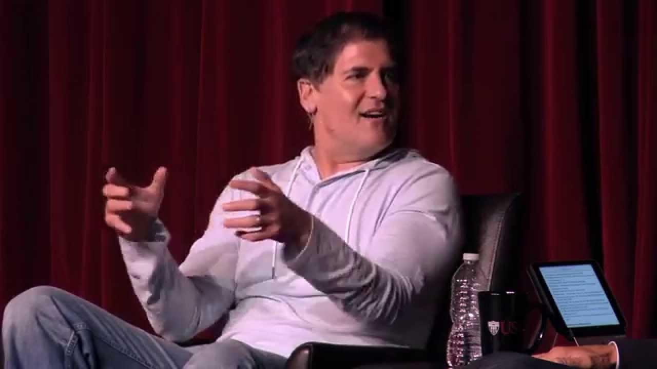 Mark Cuban at USC | Full Interview