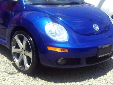 2007 Volkswagen VW Beetle Guadalajara