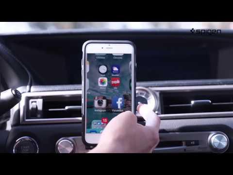 Spigen Premium Air Vent Magnetic Car Mount A201