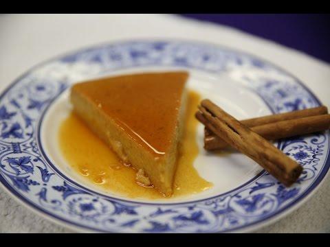 Gluten-Free Pumpkin Pie Flan