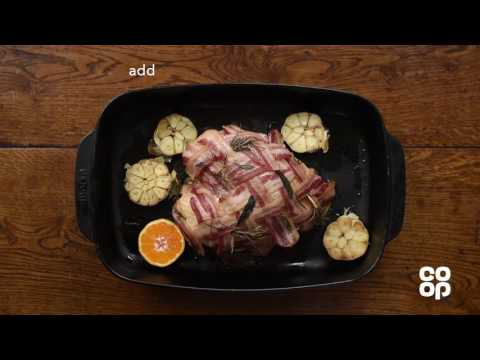 Co-op Food | How To Cook a Turkey Crown