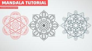 Illustrator Mandala Art Tutorial