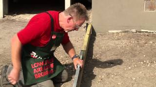 How To Prepare And Lay A Base For Pavers Diy At Bunnings