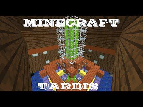 WORKING MINECRAFT TARDIS!!! NO MODS!