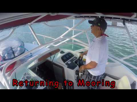 Mooring Twin Outboards