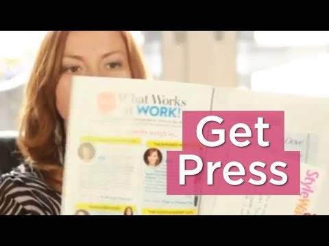 PR For Business: How To Get Press Coverage
