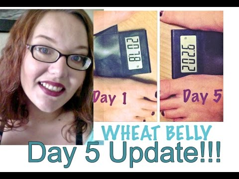 Wheat belly 5 day update