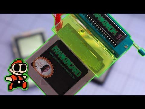 Statusupdate - Game Boy, Mega Drive Flashcard selber bauen - DIY