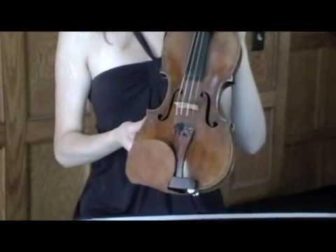 The Chin Buddha - for a violin or viola