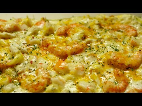 How to make Seafood Mac and Cheese