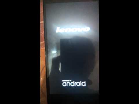 How To Boot Lenovo A6000 Into Recovery.