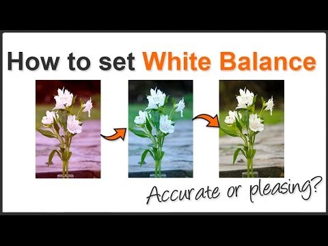 How To Set White Balance - Mike Browne