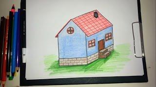 minik bir ev