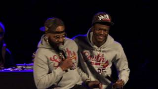 The Black Wall Street Comedy Special w/ Karlous Miller, Chico Bean and DC Young Fly