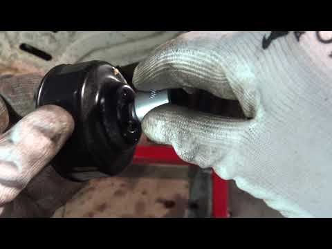 How to use Oil Filter Opening tool
