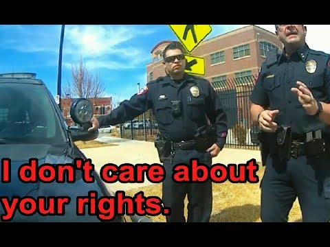 Detained and Handcuffed for Remaining Silent. (Tyrant Alert) | Pueblo,Co. |