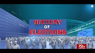 History of Elections in India