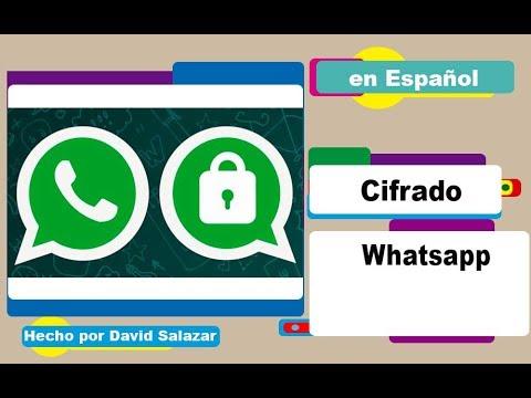 WhatsApp Cifrado - ¿Qué es?