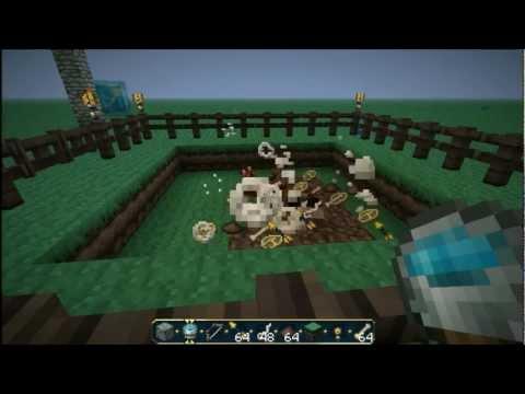 Minecraft Tutorial: Mob farm with no spawner! 1.6.2