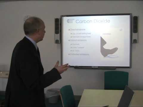 Organisations in Cambridge UK discover how to calculate their baseline CO2 emissions