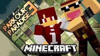 JONO CERDAS DI PARKOUR PARADISE 3 !!! | Parkour Map | Minecraft Indonesia