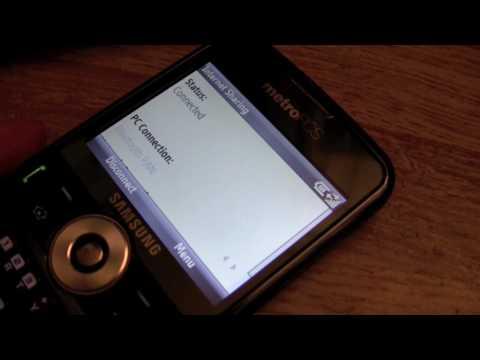 Samsung Code Tethering