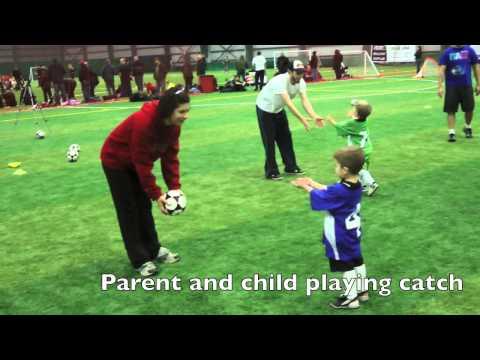 U4 Active Start Soccer Session