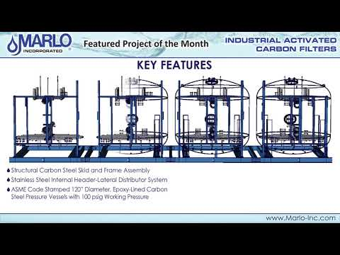 Industrial Activated Carbon Filters - Marlo Featured Project of the Month