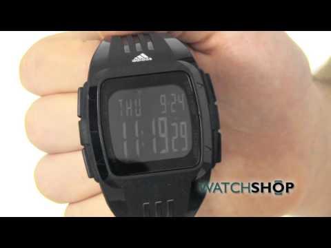 Adidas Performance Men's Duramo XL Alarm Chronograph Watch (ADP6090)